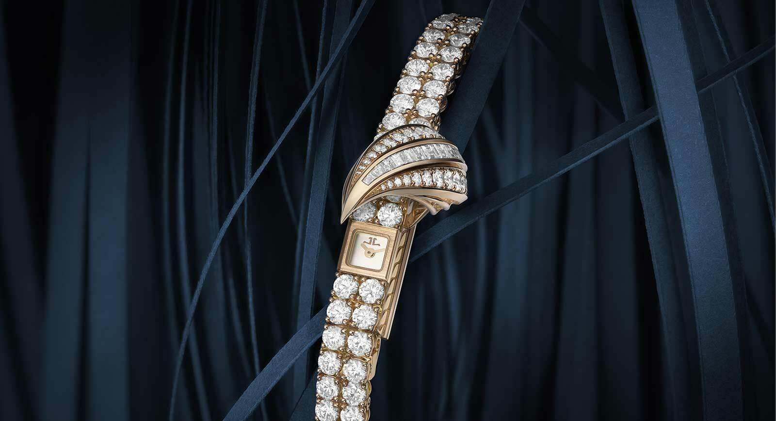 5b4b4e1254c9 Новинки часовой индустрии: роскошные ювелирные часы из последних ...