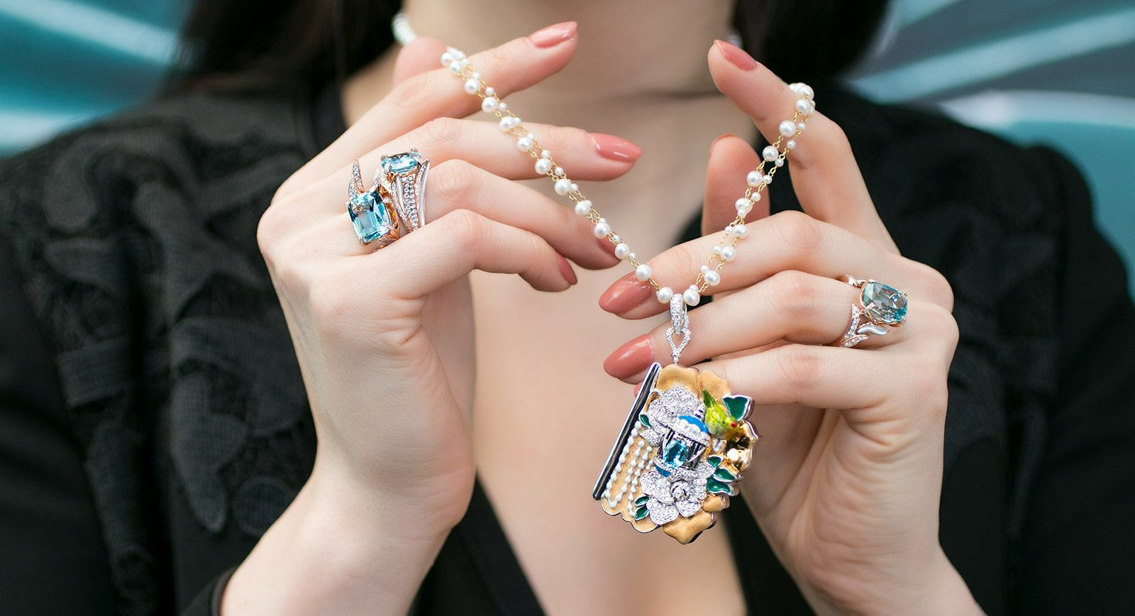Simone Jewels: The jewellery storyteller presents her latest collection