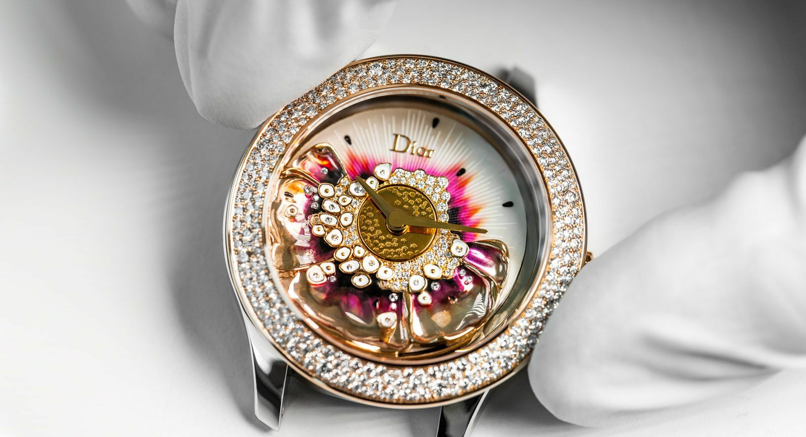 Dior: Latest additions to the 'Dior Grand Bal' watch collection - 'Miss Dior'