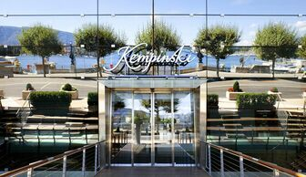 S1x1 grand hotel kempinski geneva main entrance