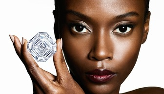 S1x1 hero shot   graff lesedi la rona  largest square emerald cut diamond  photography by ben hassett