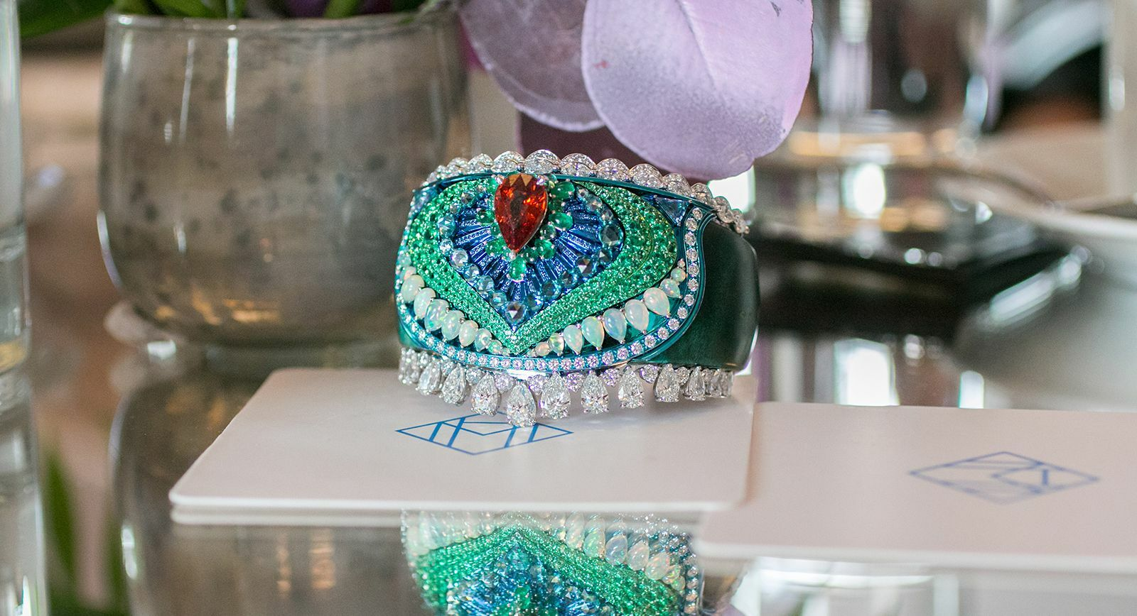 Chopard Red Carpet 2019 collection cuff