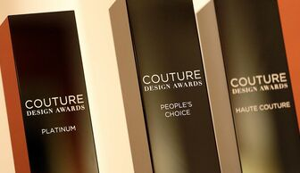 S1x1 couture design awards banner