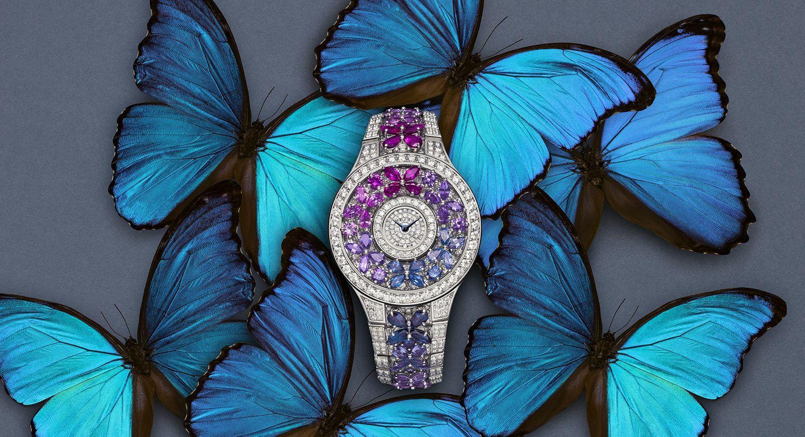 8d15f9f0763fd Butterfly inspired diamond and gemstone fine jewellery