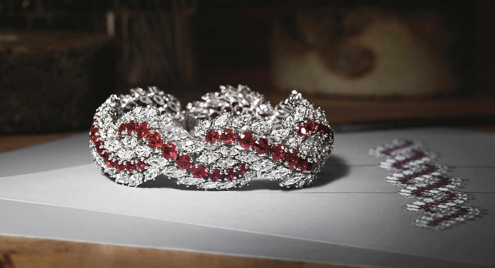 Harry Winston New York high jewellery collection