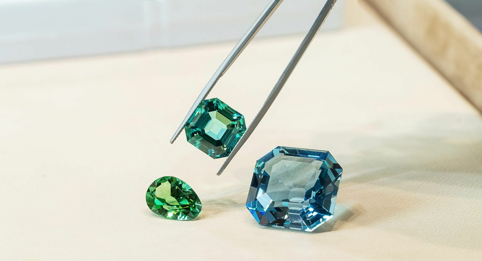 Nomad's Gems gemstones