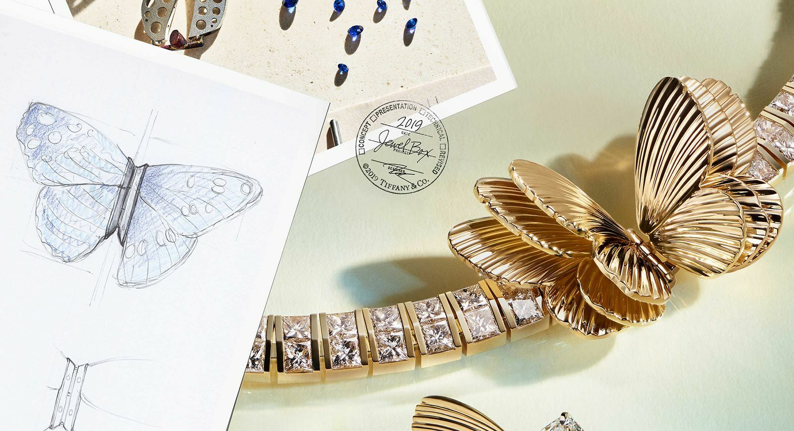Tiffany&Co. Blue Book 2019 high jewellery collection