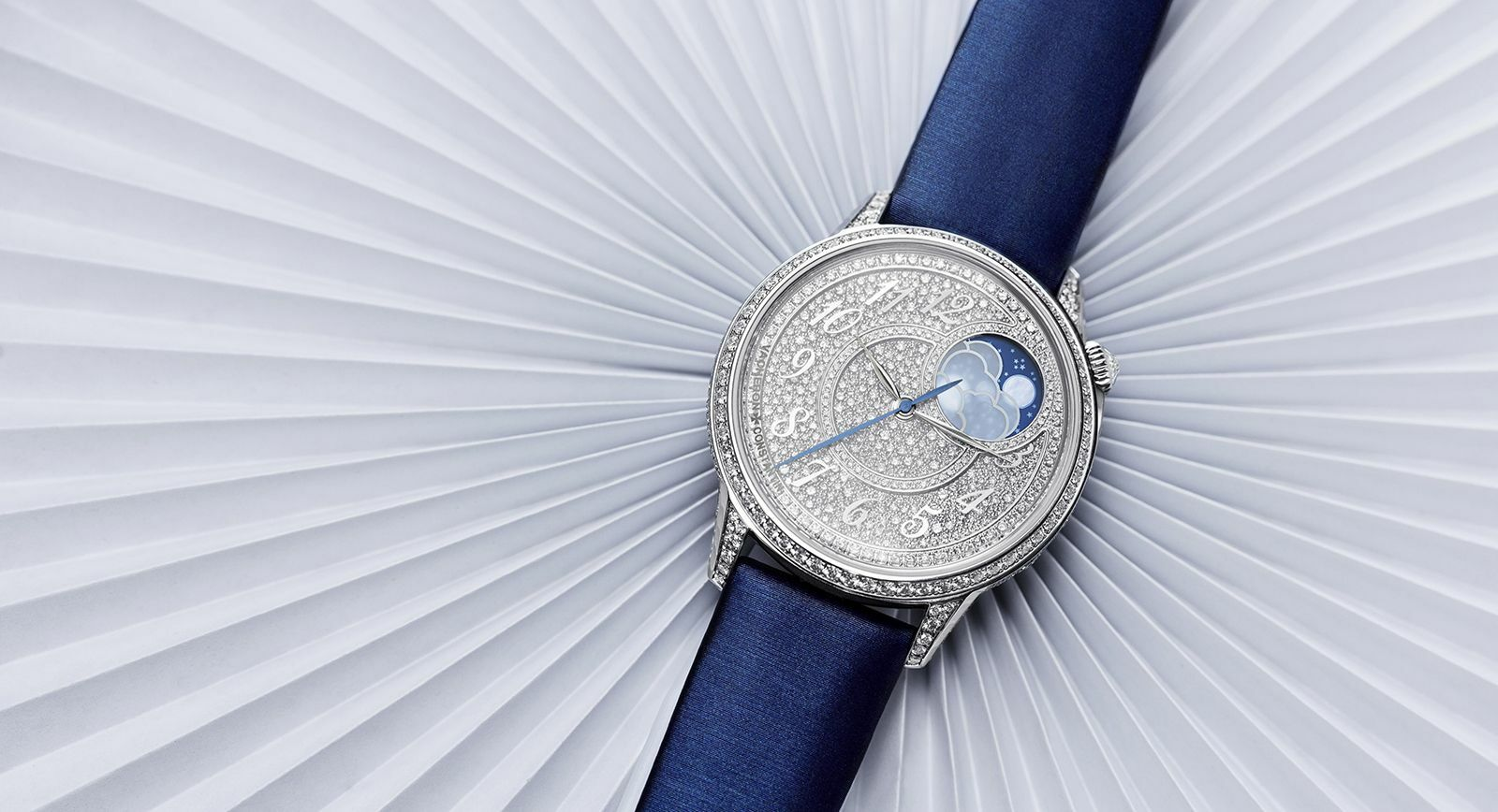 Vacheron Constantin Égérie collection of ladies watch