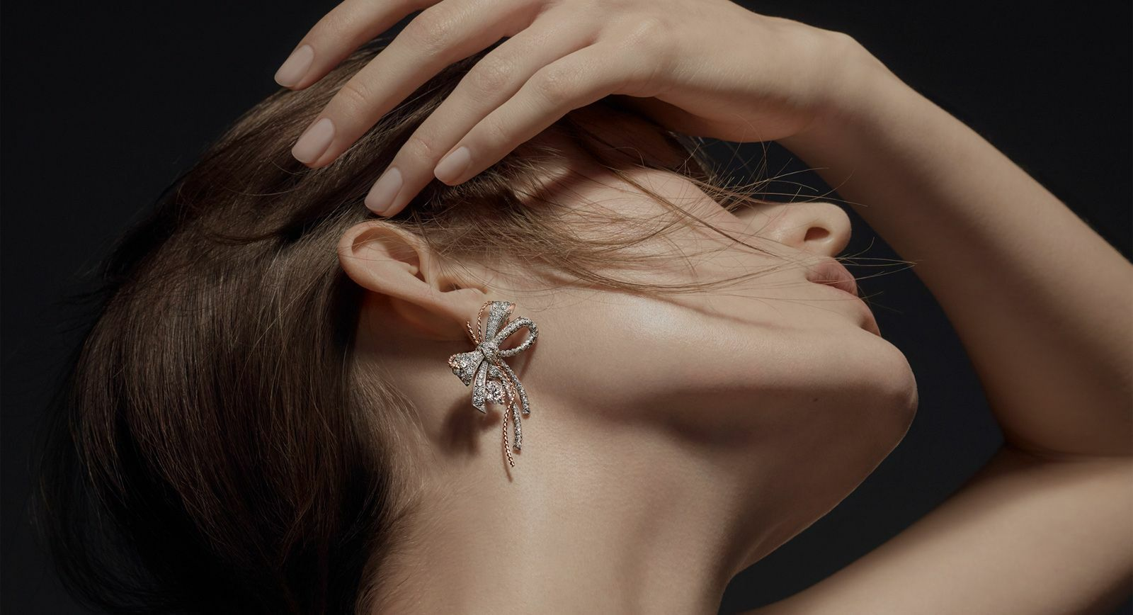 The Cheek and Tenderness of the Chaumet Insolence Collection