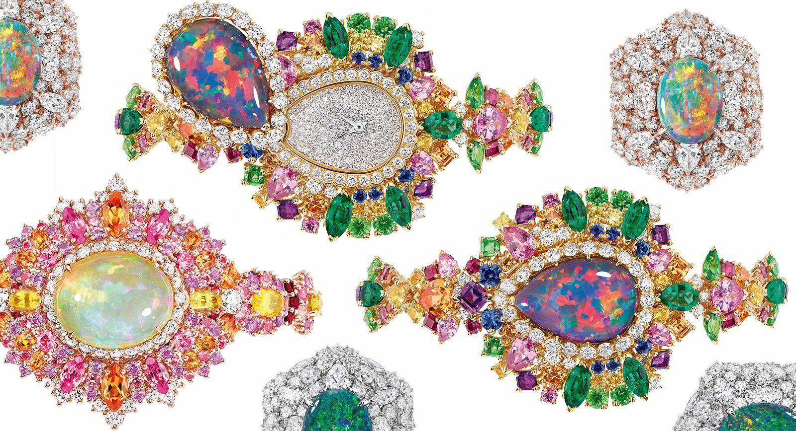The Dior et D'Opales Collection: An Ode to the Most Enigmatic of Precious Stones