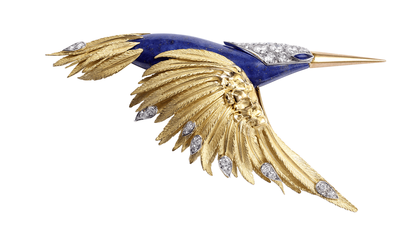 """Wings of Desire"": How the Iconic Motif Became a Jeweller's Favourite"