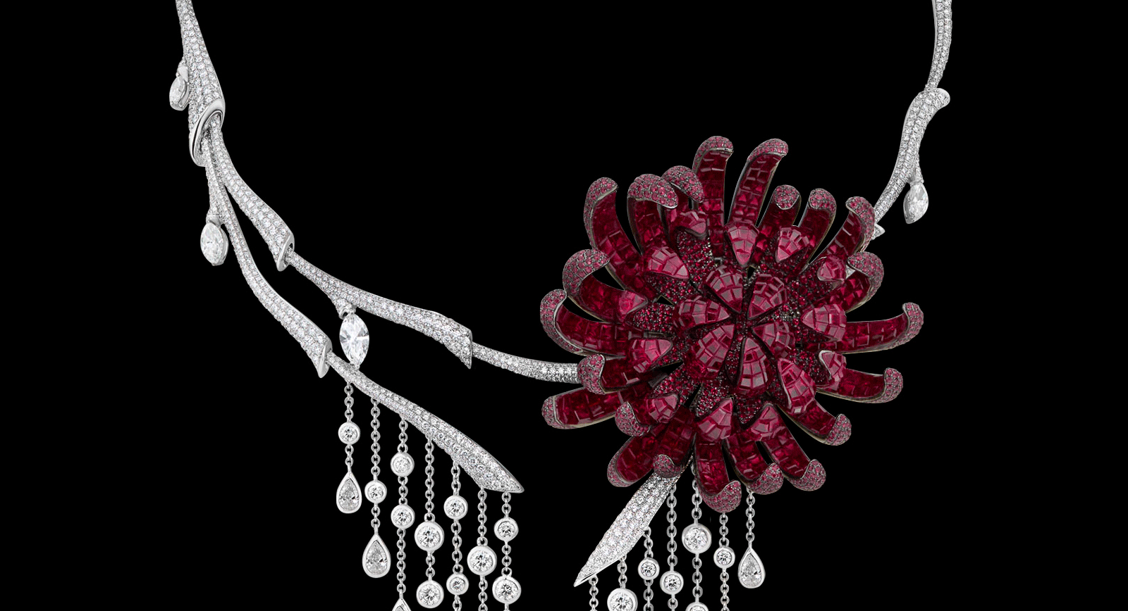 Stenzhorn Presented A Symbolic Collection of High Jewellery The Noble Ones