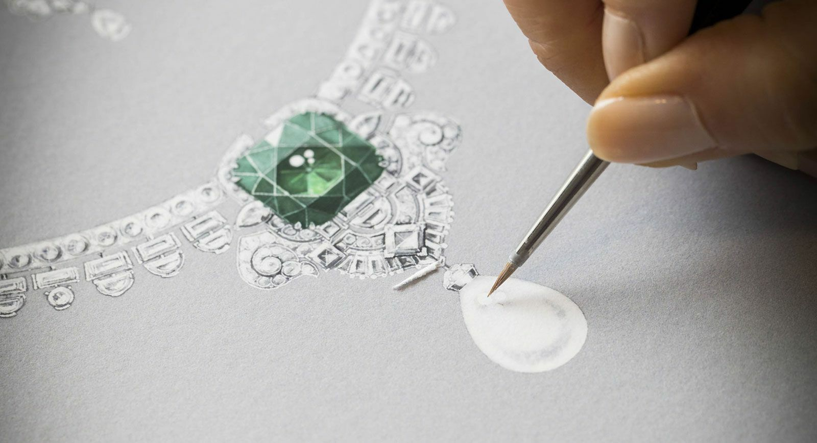 Émeraude en Majesté by Van Cleef & Arpels: Emeralds in All Their Glory