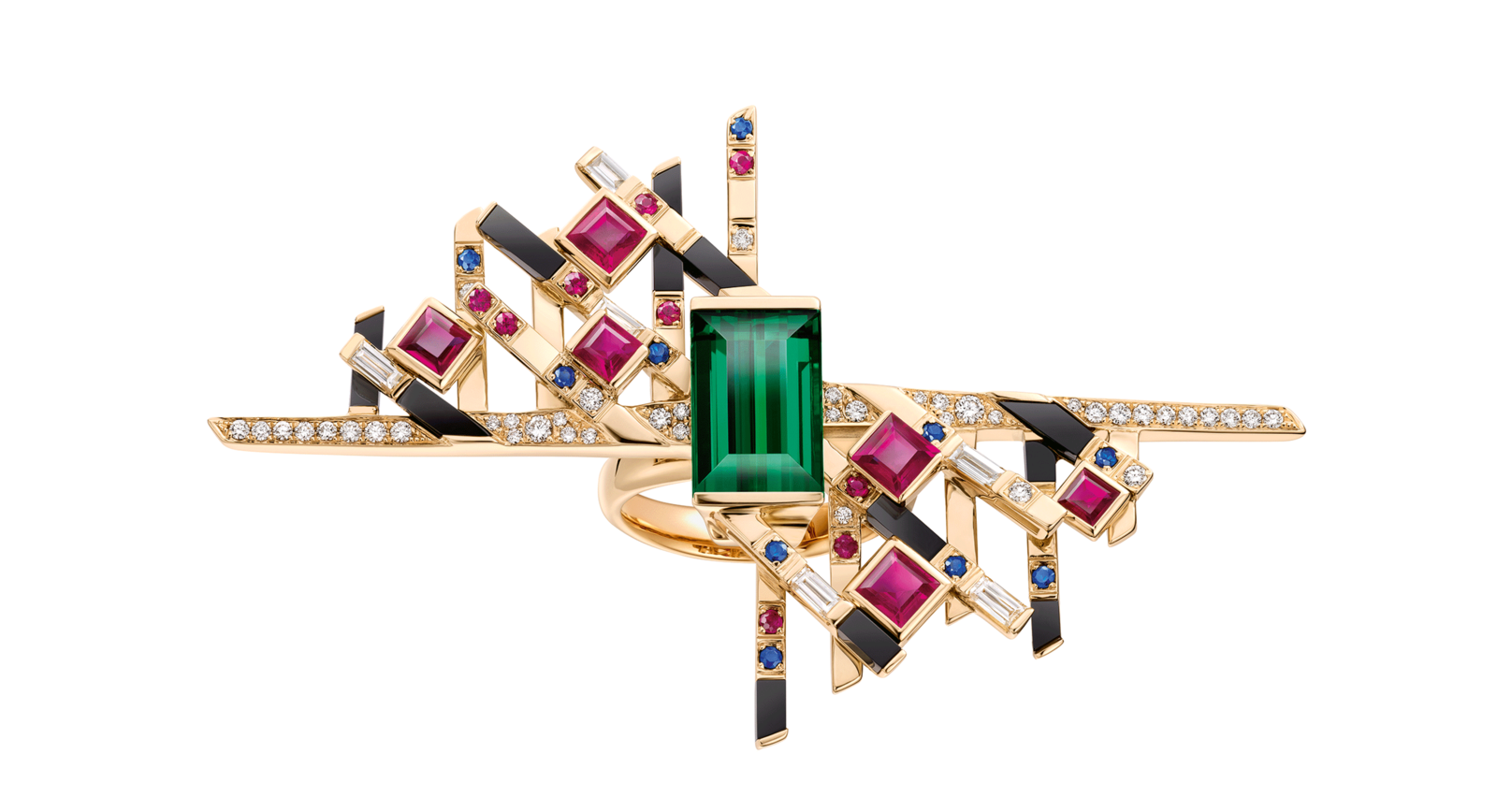 Chow Tai Fook Translates Art Into the Language of Jewellery