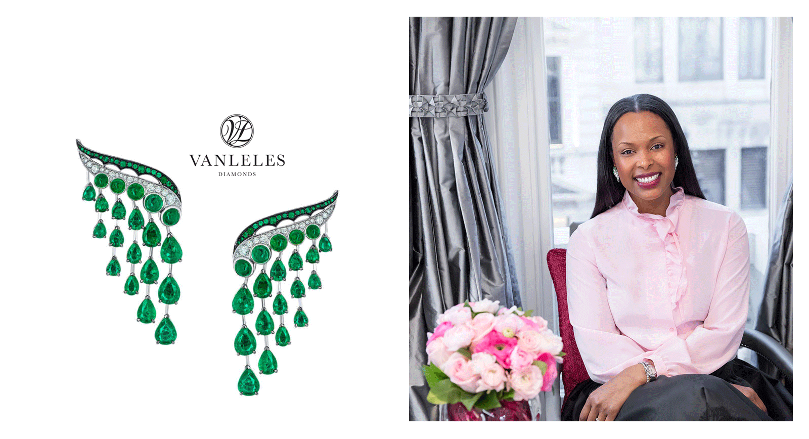 A Great Union: Gemfields and Vanleles Debut A High Jewellery Collection