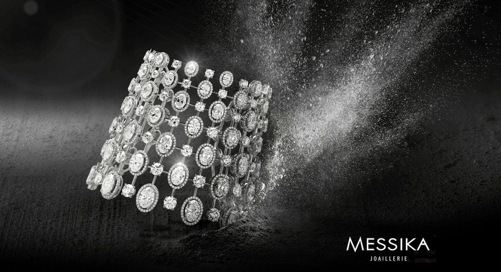 Diamants Celestes: The 3rd High Jewellery Collection by Messika