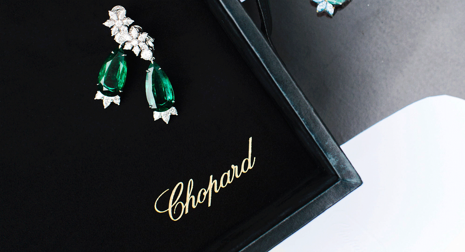 Chopard Presented Two New High Jewellery Collections at the Cannes Festival