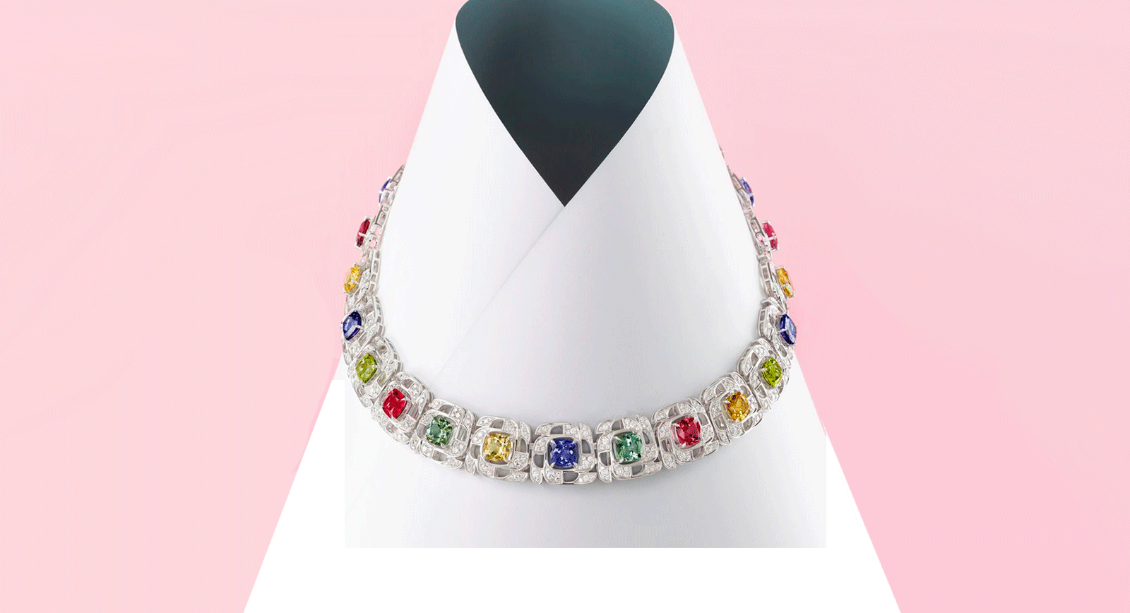 New Prism Collection by Boodles – a Riot of Colour Inspired by a Painting