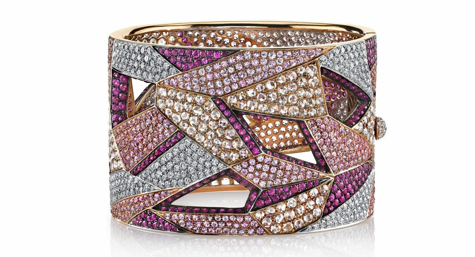 Baselworld Jewellery Trends: Bejewelled Kaleidoscope