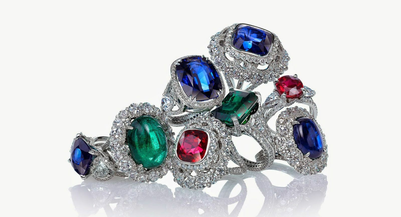 Devotion Collection by Fabergé: Jewellery Art in Bright Colours
