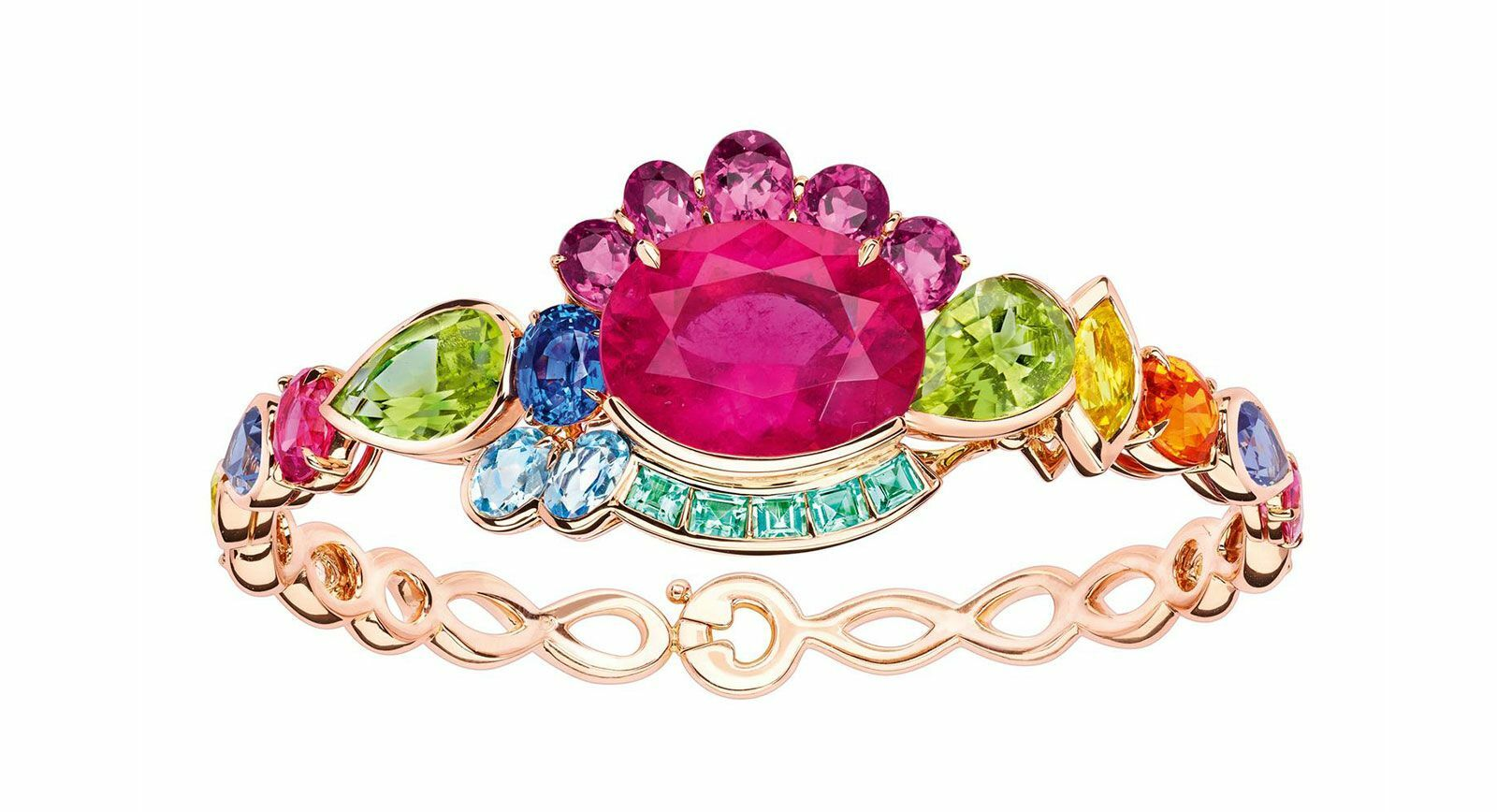 Granville – New Colourful Collection by Dior Joaillerie