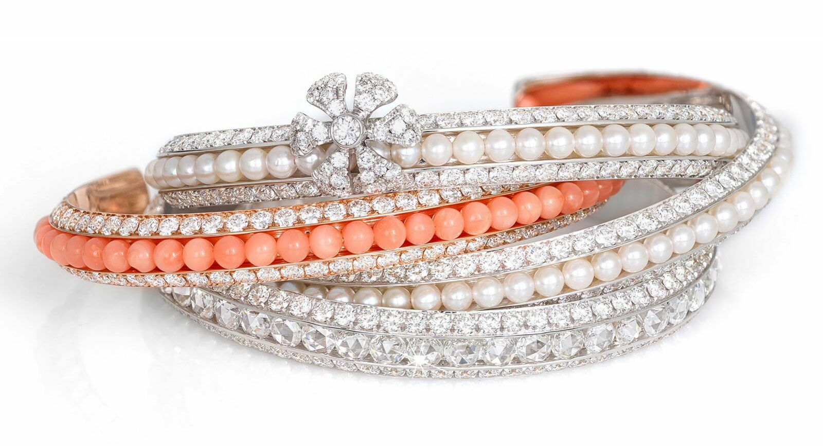 David Morris Dedicates New Pearl Rose Collection to the 'Queen of Gems'