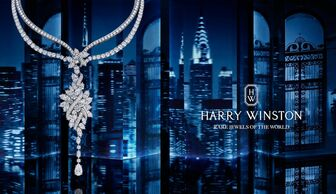 S1x1 1 harry winston secret cluster necklace