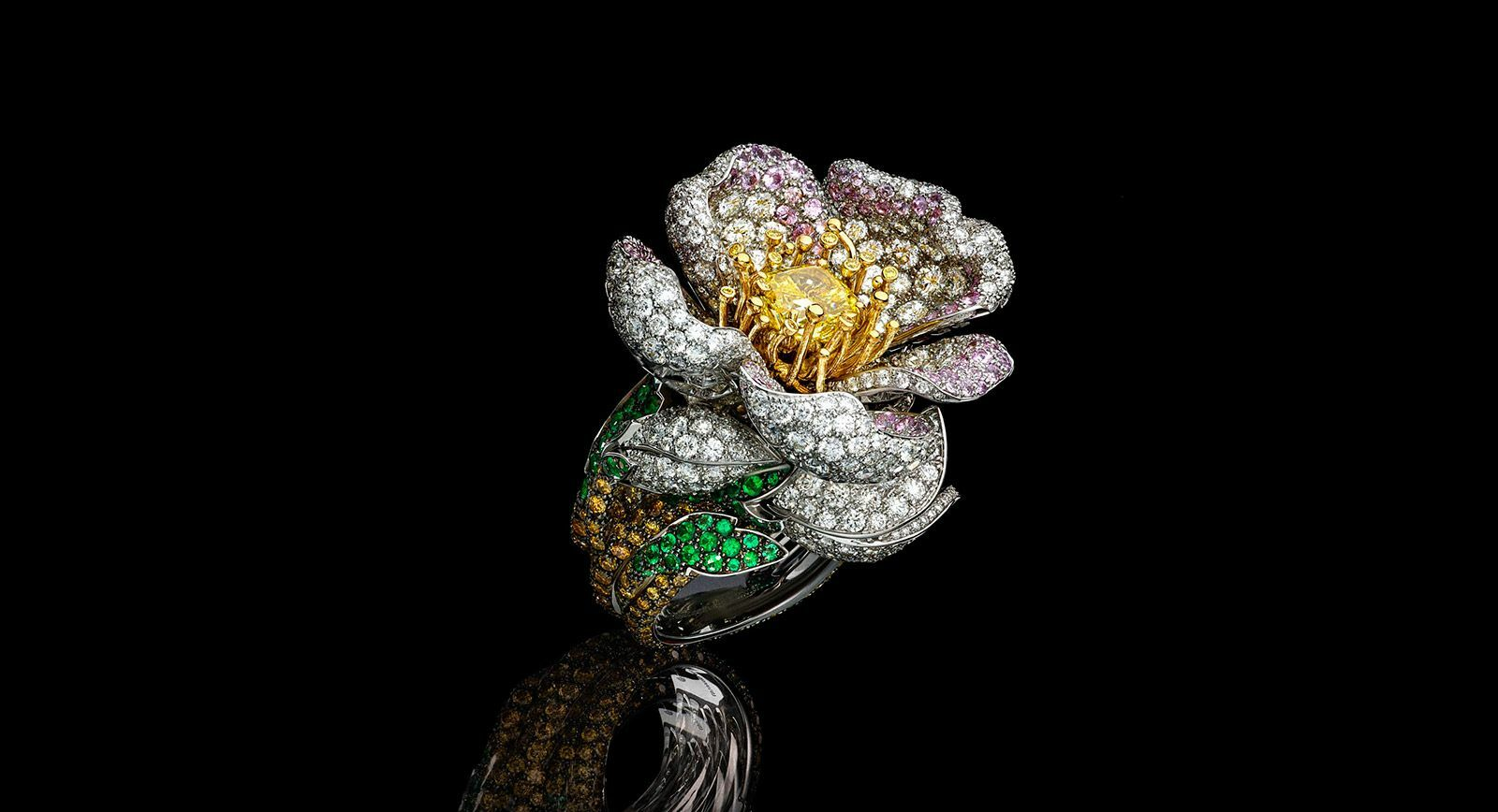 New Rings From Giampiero Bodino Are More Than Just Jewels