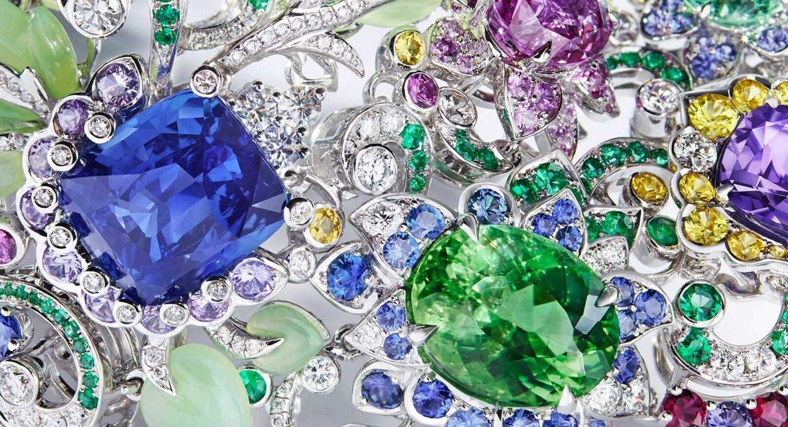 New Fabergé Collections – a Splendid Bouquet of Colours