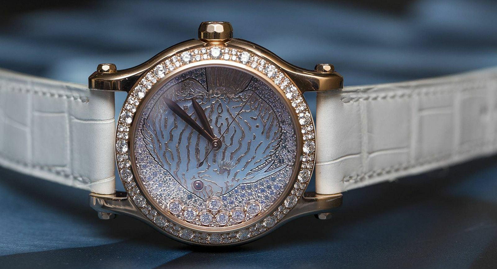 Baselworld Hot Trend: Bejewelled Sea Creatures