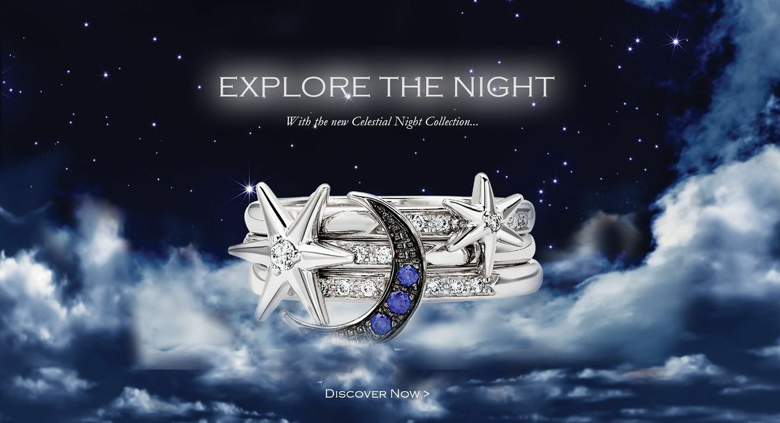 New Celestial Night Collection by Theo Fennell