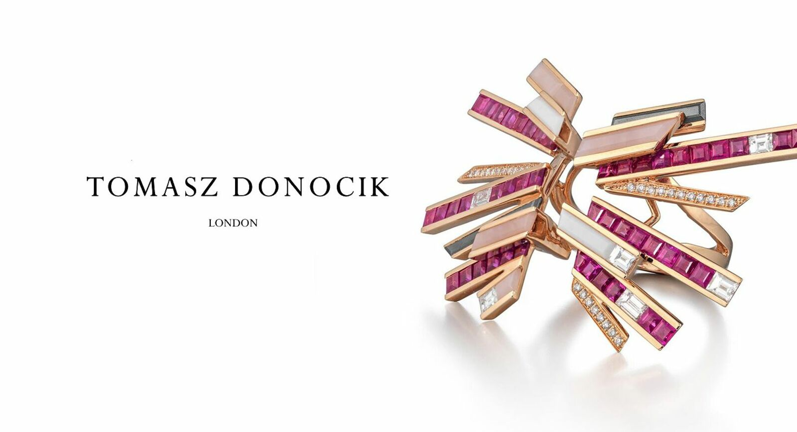 LFW2015: Tomasz Donocik's New Electric Night Collection
