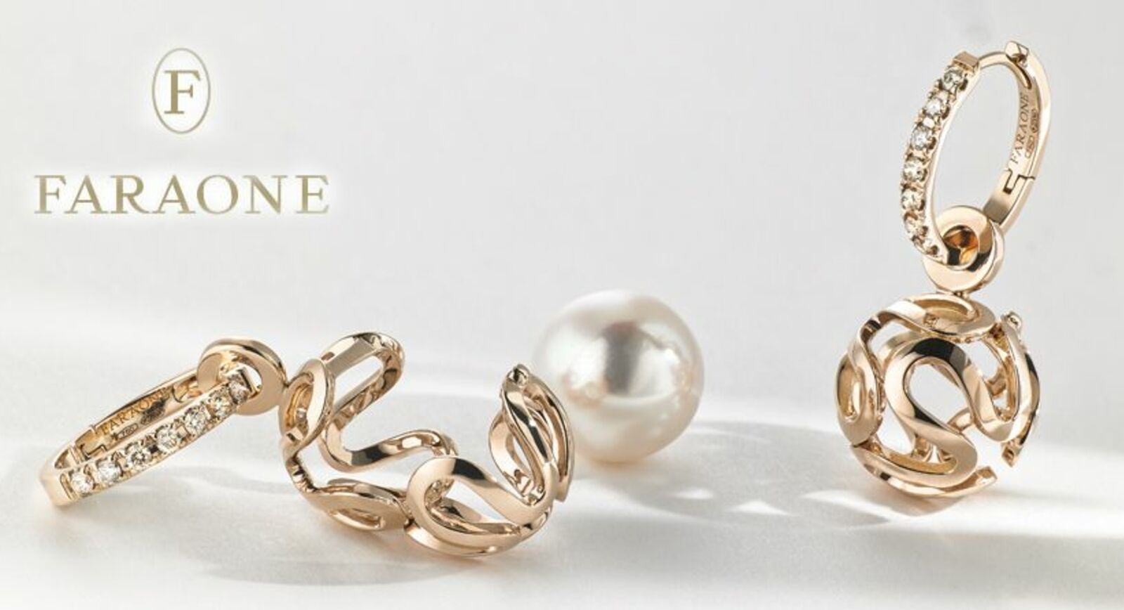 Explore playful luxury of Sfere di Faraone collection