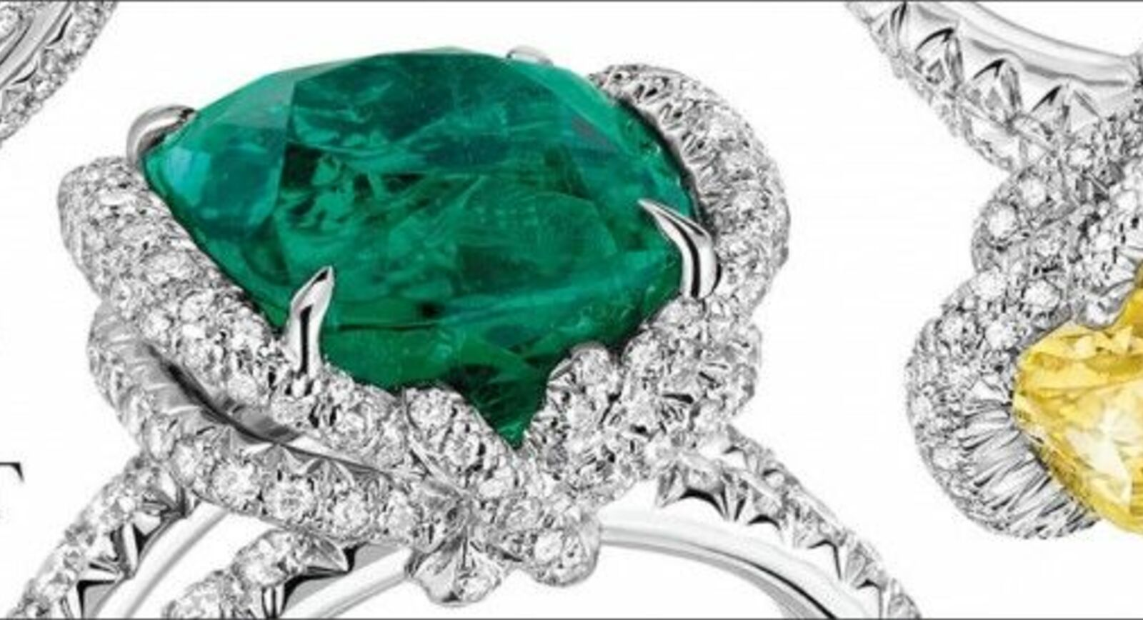 Chaumet Adds More Rings to the Liens High Jewellery Collection