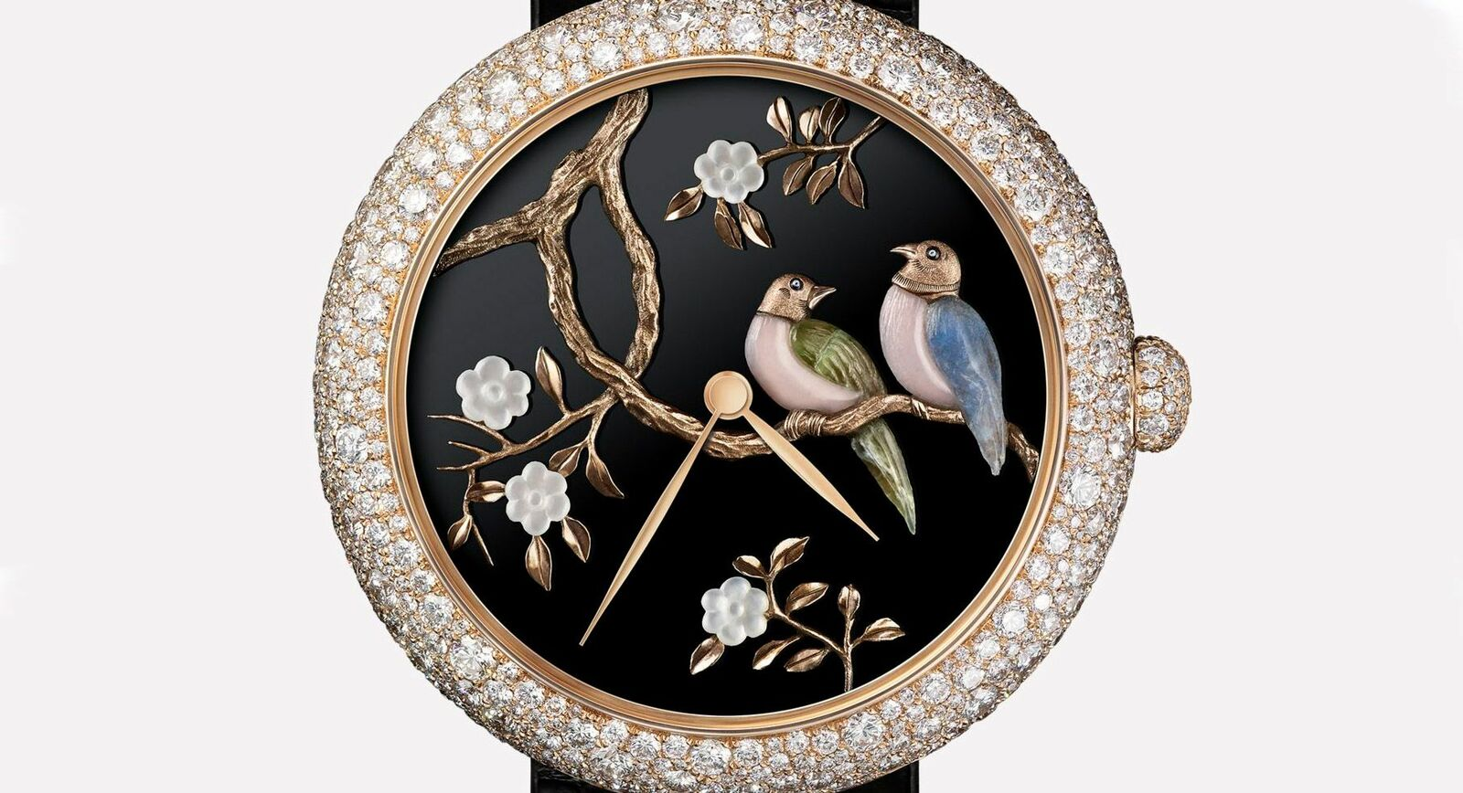 A Look Back At 2015: Five of the Best Jewellery Watches