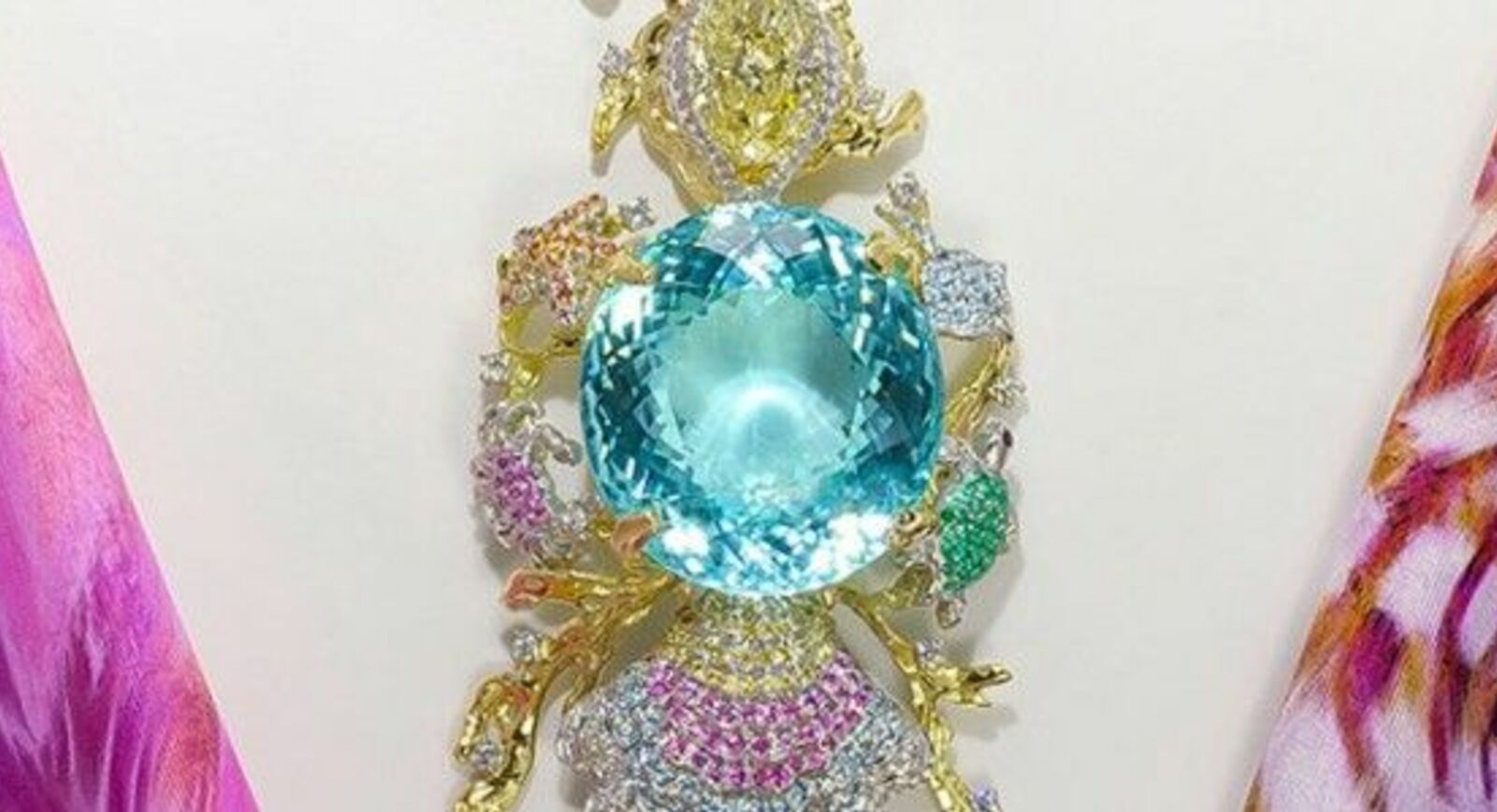 """The Ethereal Carolina Divine Paraiba""- of the most precious gifts given by mother nature to mankind"