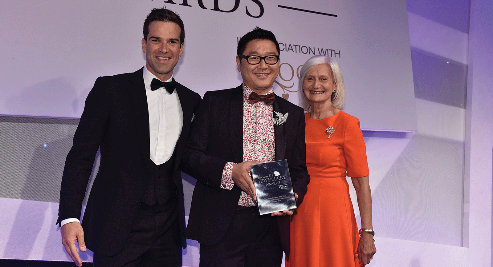 Success Story: Fei Liu Is Announced Designer of the Year at the UK Jewellery Awards