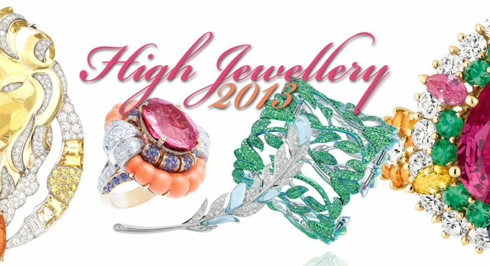 The Premier League: High Jewellery in 2013, part 2Dior Joaillerie