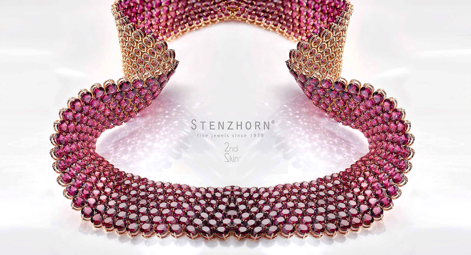 Stenzhorn, Jewellery Inspired By Nature And Its Veritable Rainbow Of Colours