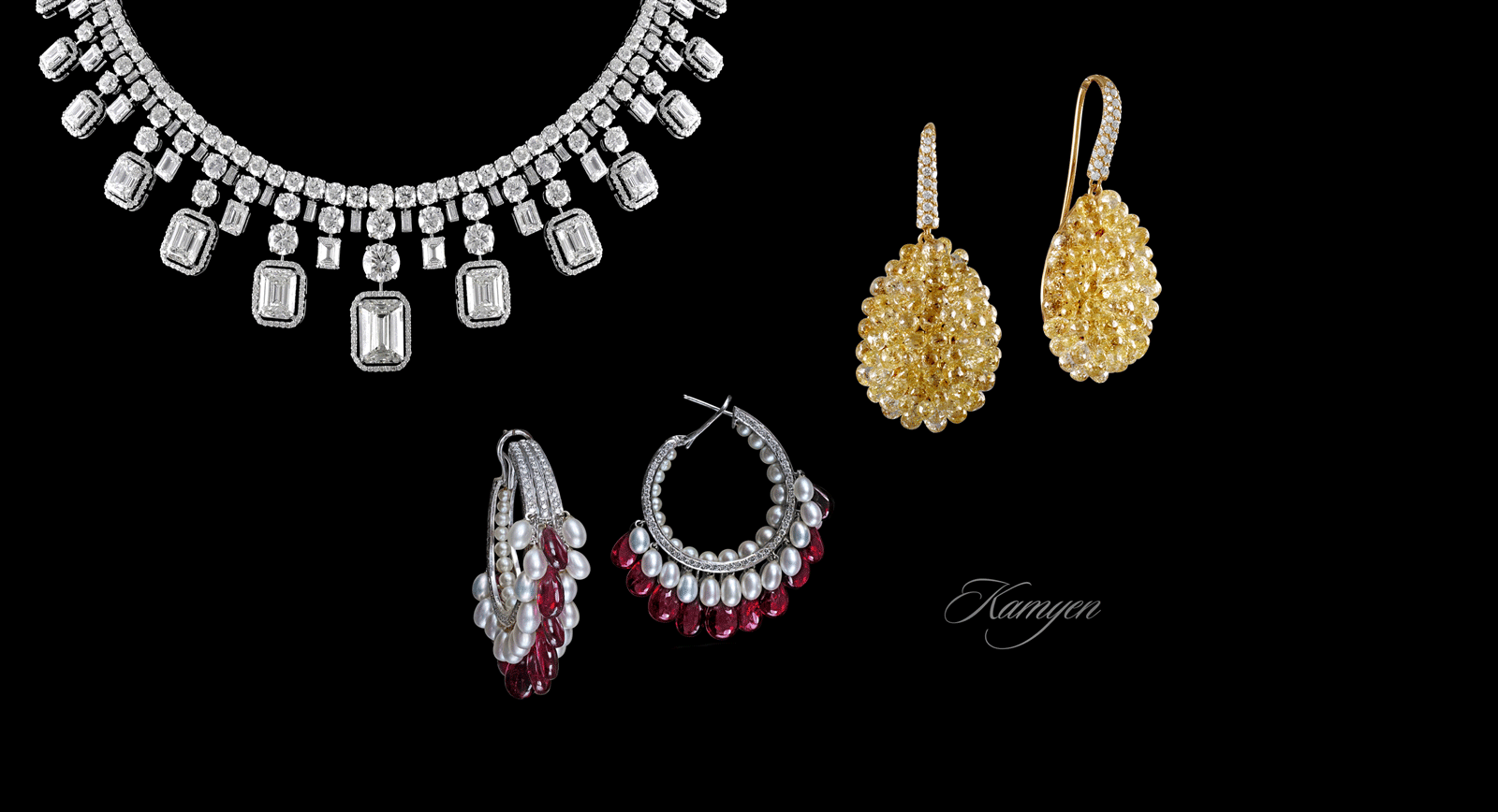 Kamyen: High Jewellery, By Appointment Only
