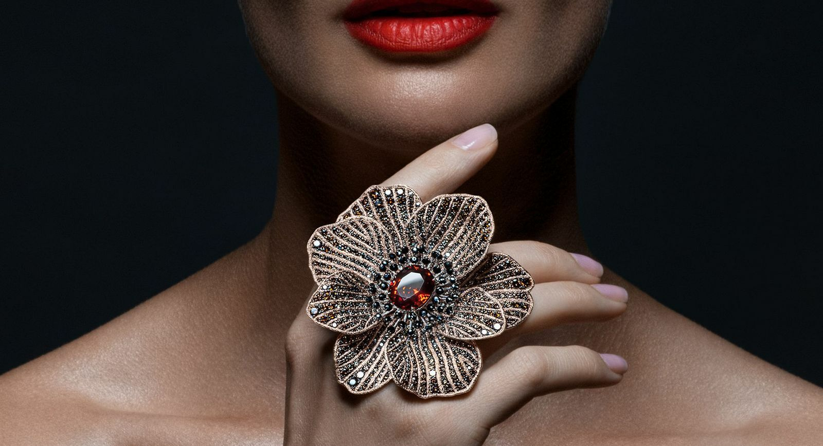 Alex Soldier: The Beauty Of My Jewellery Lies In Merging Fine Ornaments With Miniature Sculpture