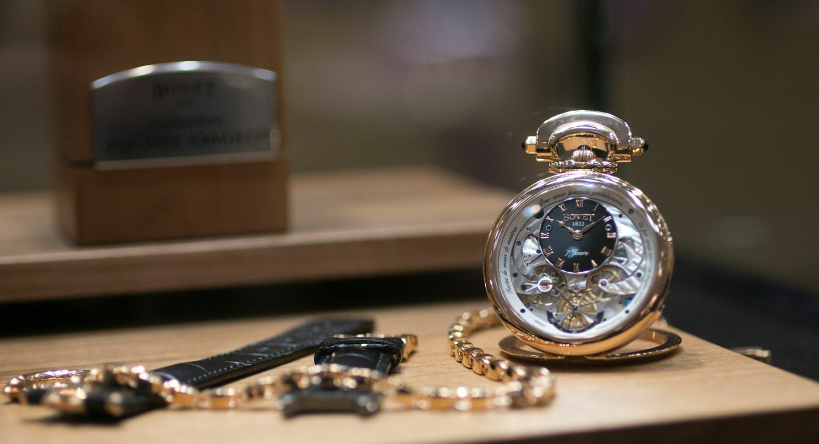 Katerina's Pick: The Best Jewellery Watches at Salon QP