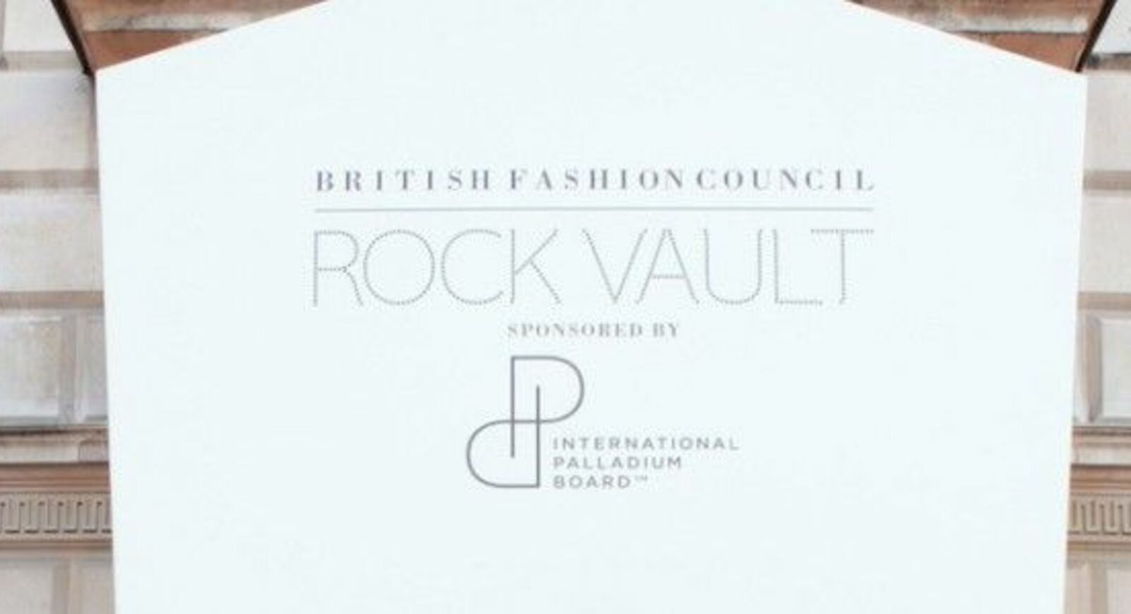 London Fashion Week 2013: Report from the Rock Vault