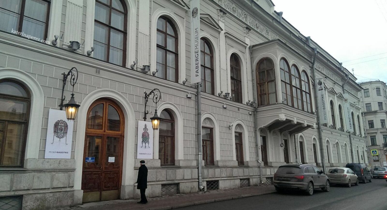 The Fabergé Museum in St.Peterburg and its Treasures