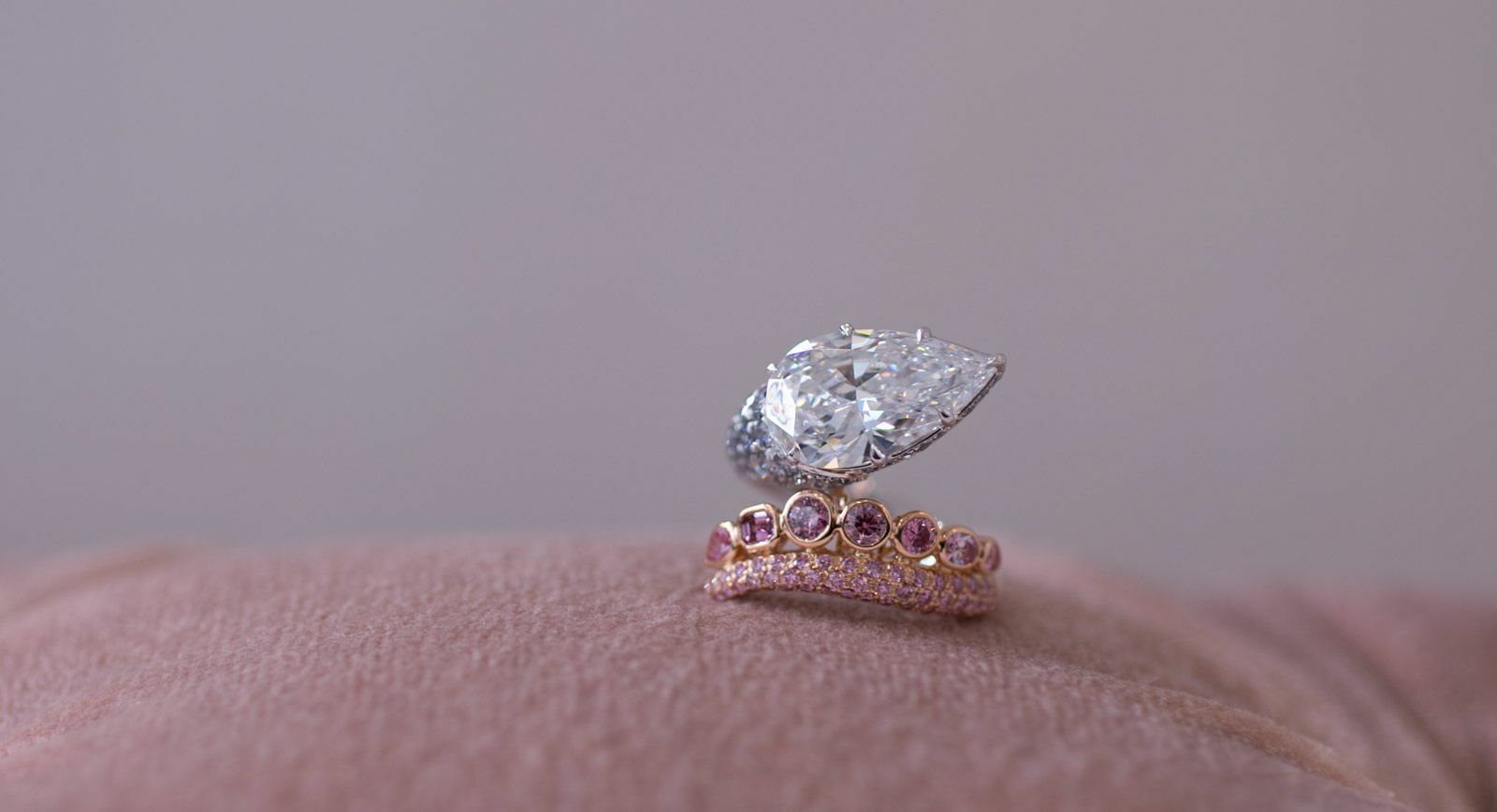 Calleija – a New Boutique in London and a Real Treasure Trove of Pink Diamonds