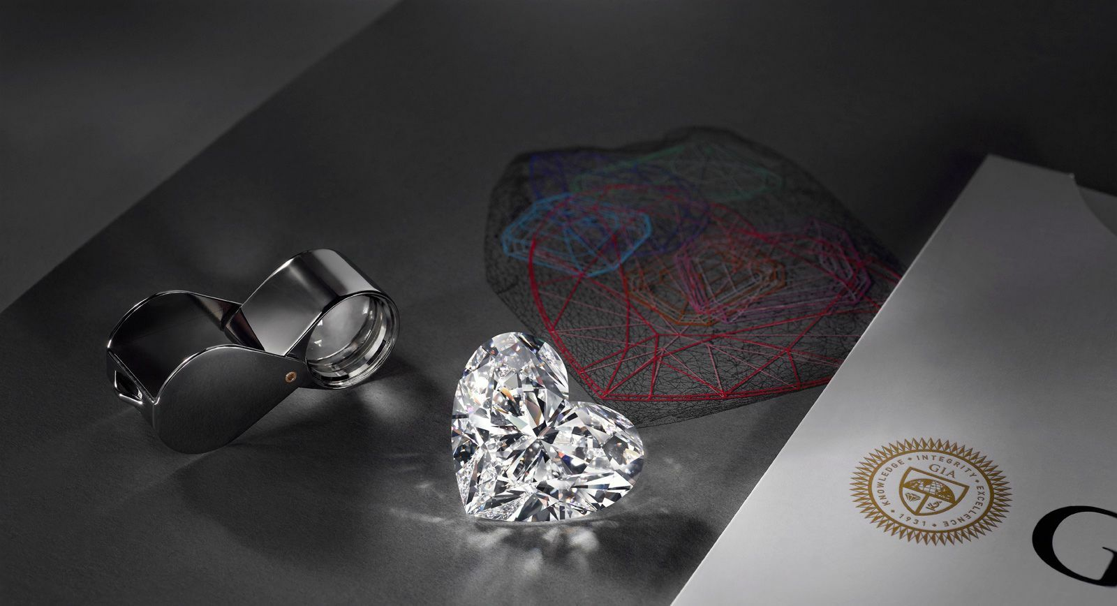 Graff Diamonds Unveils Largest Heart-shaped Diamond