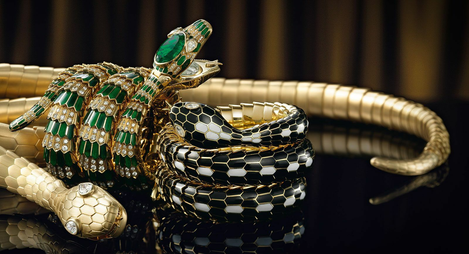 Bvlgari Serpenti Form Exhibition: Celebration of the Serpenti Snake and its Legacy