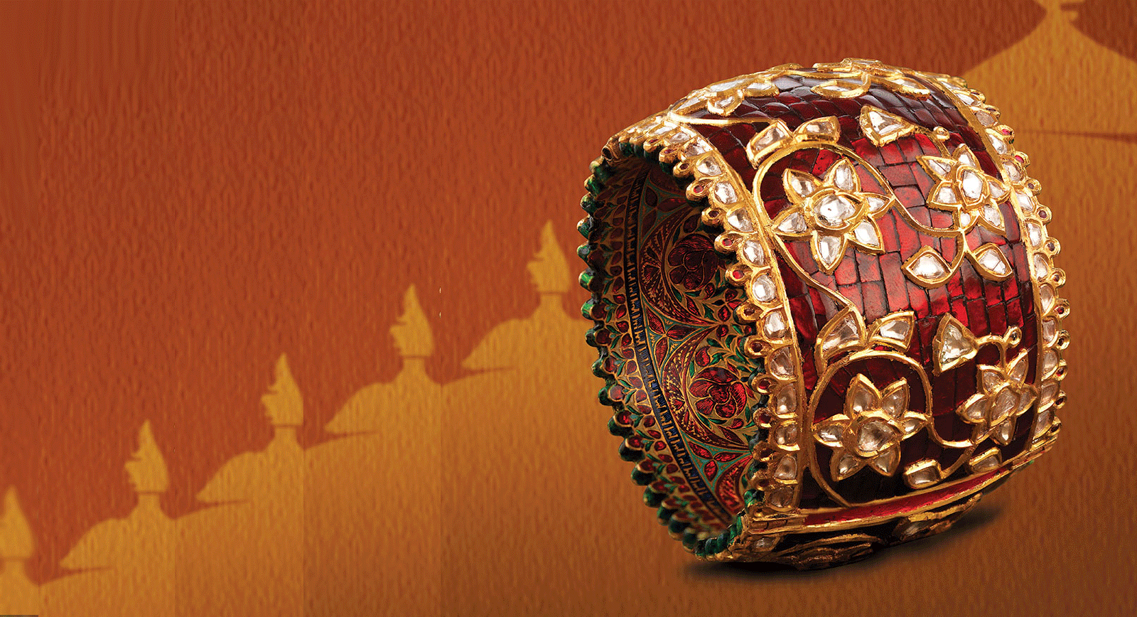 Indian Glamour: Discover Mughal Jewellery Style and Jewellery-Making Techniques
