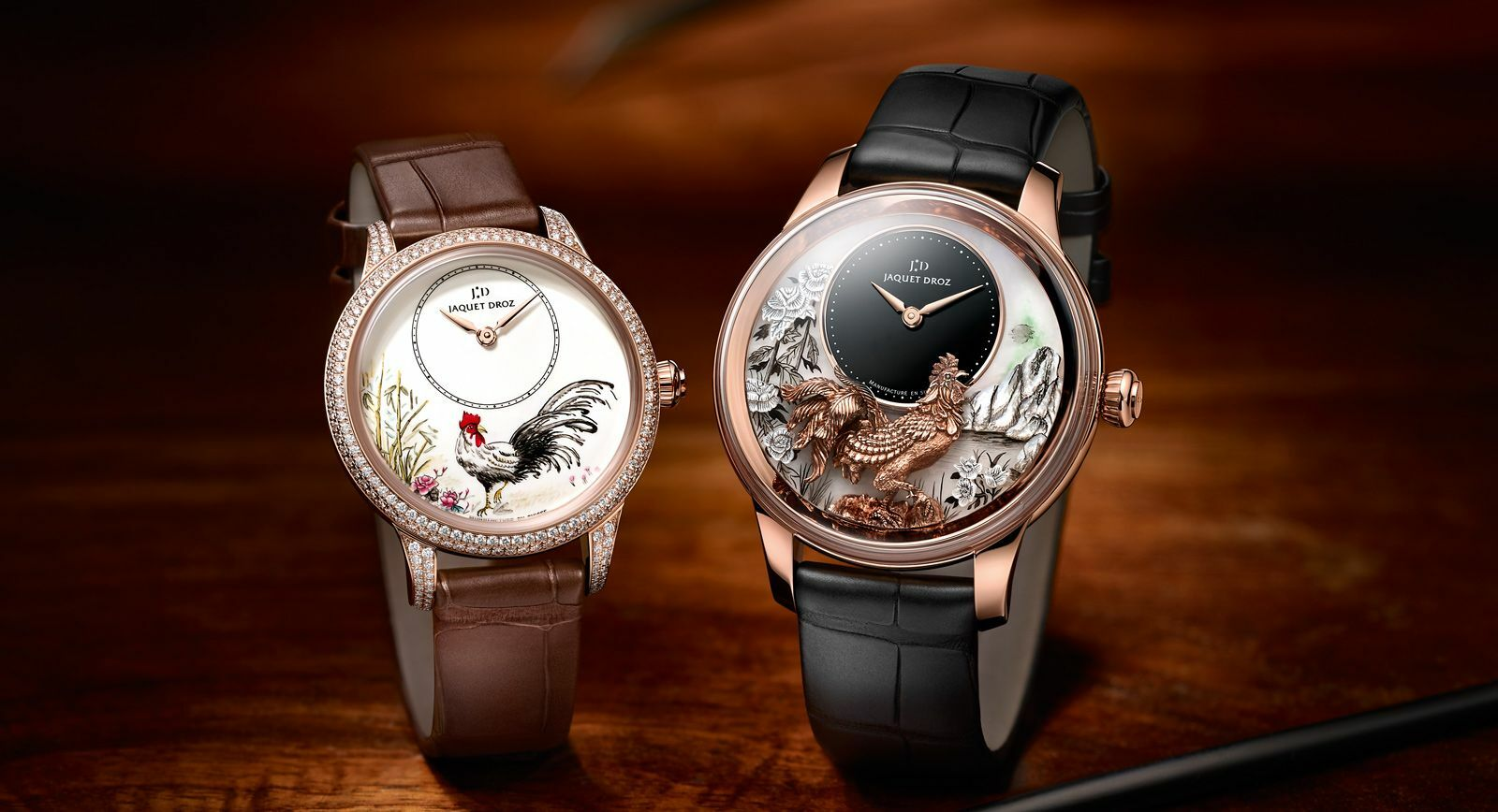 The Year of the Rooster: Best Watch Novelties