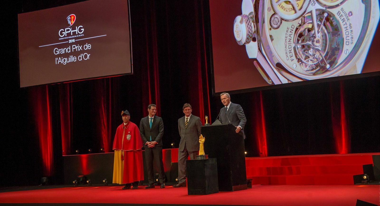 16th Grand Prix d'Horlogerie de Genève: Winning Watches